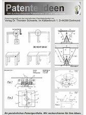 Ausziehtisch, verstellbarer und variabler Tisch 700 S.