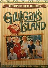GILLIGAN's ISLAND The COMPLETE SERIES 42 Hours 98 Episodes + Special Features