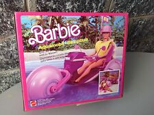 1985 MATTEL vintage BARBIE# SPLASH CYCLE NRFB sealed box  rare #2240