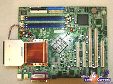 SERVER MOTHERBOARD FSC D1755 S26361-D1755-B12 ECONEL 40 478 SOCKET +CPU 3000 MHZ