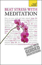 Beat Stress with Meditation: Teach Yourself, Ozaniec, Naomi, Very Good condition