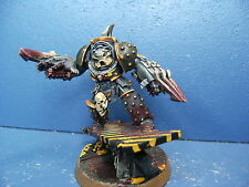 FORGEWORLD Tyberos, the Red Wake der Space Marines GUT BEMALT