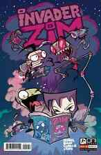 INVADER ZIM 1 RARE AARON ALEXOVICH REBEL BASE VARIANT ONI PRESS