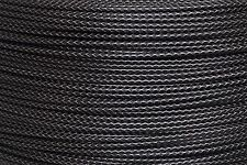 1 m Erdmann Bowdenzughülle 4,5 mm für Schaltzüge stahlflex optik schwarz