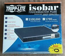 Tripp Lite Isobar MT-6PLUS 6 Outlet Under-Monitor Surge Suppressor