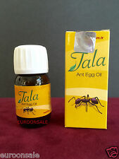 TALA ANT EGG OIL 20 ML Organic HAIR REDUCEING,Absolute and Permanent Solution
