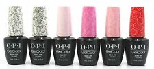 OPI Soak-Off Nail Gel Polish Hello Kitty Pinks Collection 6 Color Set
