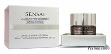 Gp799, 93/100ml KANEBO SENSAI CELLULAR PERFORMANCE WRINKLE REPAIR Eye Cream 15ml