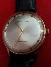 - Authentic Rare Vintage Seiko Crown Diashock Hand Winding 21 Jewels for Men