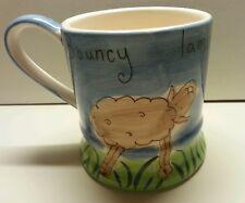 Whittard of Chelsea Lamb Mug Bouncy Lambs Go Baaaa United Kingdom