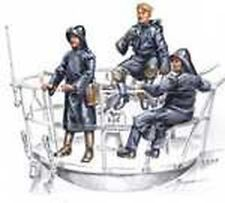 CMK F72133 1/72 Resin WWII U-VII Sub Crew on Sentry Duty (3 Figures)