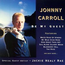 JOHNNY CARROLL - BE MY GUEST (NEW CD)
