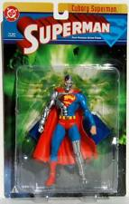 DC Direct Superman:Reign Cyborg Superman Action Figure Series 1 Mint On Card