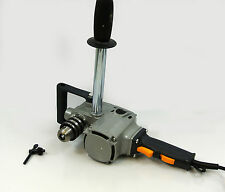 """HEAVY DUTY COMPACT INDUSTRIAL 2 SPEED 5/8"""" RIGHT ANGLE DRILL"""