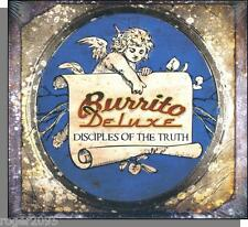 Burrito Deluxe - Disciples of the Truth - New 2006 Luna Chica CD!