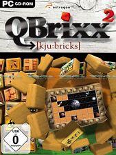 QBRIXX² – SCHIEBEPUZZLE für PC NEU/OVP
