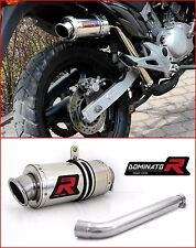 DOMINATOR Exhaust Moto GPI Honda VARADERO XL 125 01-09 + DB KILLER