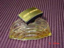 Vintage Only Eau De Toilette Julio Iglesias 1.7 Fluid Oz Used No Box Glass Bottl