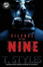 Silence of the Nine by Toy Styles (2014, Paperback)