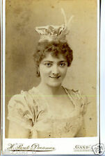 photo cabinet . H.Boute Dooreman . femme . bourgeoisie . noblesse