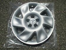 one 2002 2003 Toyota Matrix hubcap wheel cover new