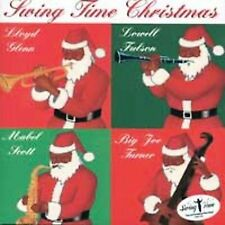 Various Artists-Swing Time Christmas CD NEW