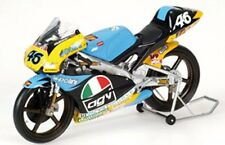MINICHAMPS 122 960046 APRILIA 125CCM diecast model bike V Rossi GP 1996 1:12th