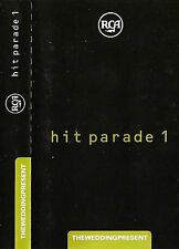 The Wedding Present Hit Parade 1 CASSETTE ALBUM Power Pop Indie Rock RCA