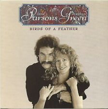 PARSONS GREEN / BIRDS OF A FEATHER *  NEW CD * (GENE PARSONS & MERIDIAN GREEN)