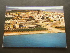 CAGLIARI MEDITERRANEO HOTEL & BASILICA OF OUR LADY OF BONARIA POSTCARD