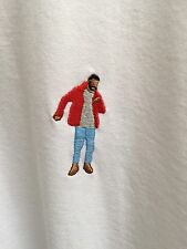 Drake Dance Embroidered Medium T- Shirt