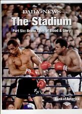 DAILY NEWS NEW YORK YANKEES THE STADIUM PART 6 BRONX TALES OF BLOOD & GLORY  MT