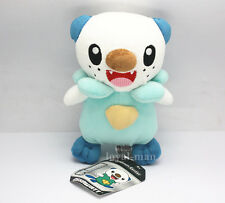 "Nintendo Pokemon Oshawott Mijumaru Soft Plush Toy Stuffed Doll 6"" US ship Fast"