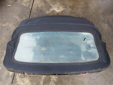 98 BMW Z3 M Roadster E36 #1009 Convertible Soft Top Roof Softop Frame Blue