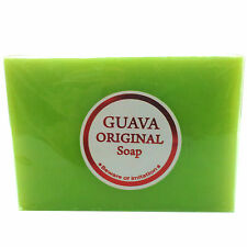 Guava Skin Rejuvenation Soap for Acne Scabies Psoriasis Whitening Lightening