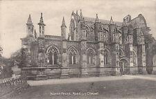 North Front, Rosslyn Chapel, ROSLIN, Midlothian