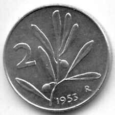 2 LIRE 1953 - FDC -  PERFETTE IN OFFERTA -