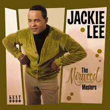 "JACKIE LEE  ""THE MIRWOOD RECORD MASTERS""   NORTHERN SOUL / SOUL  28 TRACKS"