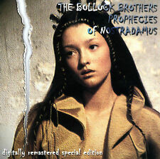 The Prophecies of Nostradamus by Bollock Brothers (CD, Aug-2001, Dressed) NEW