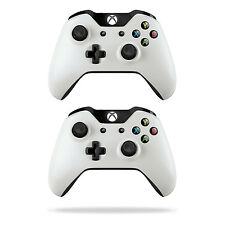 2 Pack Microsoft Xbox Wireless Controller for Xbox One S & Windows 10 - White