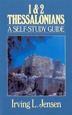 First & Second Thessalonians- Jensen Bible Self Study Guide (Jensen Bible Self-S