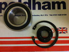 FORD FIESTA & FUSION 02-08 1.25 1.4 1.6 2.0 FRONT WHEEL BEARING KIT (WITH ABS)