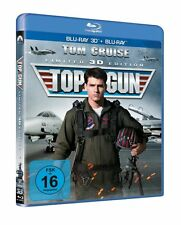 3 D Blu-ray * TOP GUN (LIMITED 3D EDITION) + 2D Blu-ray - Tom Cruise # NEU OVP