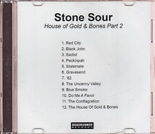 stone sour limited edition cd