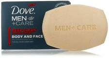 Dove Men + Care Body and Face Bar, 4 bars