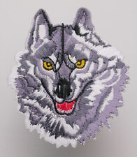 DIRE WOLF Game of Thrones Iron-On Patch - MIX 'N' MATCH - #2W12