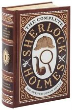 The Complete Sherlock Holmes (Barnes & Noble Leatherbound Classic Collection) (.