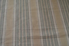 SUBTLE HIGH END DECORATOR STRIPED REP UHOLSTERY WEIGHT FABRIC RR73