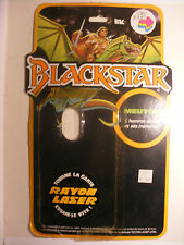 Galoob FILMATION BLACKSTAR Empty Blister Card ORLI JOUET FRANCE MEUTON