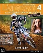 The Adobe Photoshop Lightroom 4 Book for Digital Photographers by Scott Kelby...